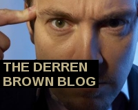 Derren Brown Blog