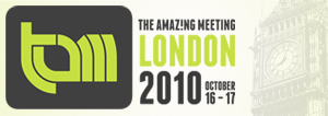 TAM London 2010 banner