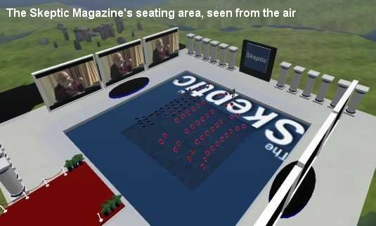 The Skeptic in Second Life