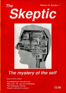 The Skeptic Volume 10, No. 1 -0