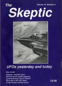 The Skeptic Volume 10, No. 2-0