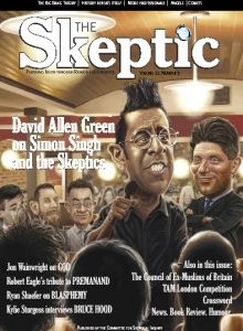The Skeptic Volume 22, No. 3-0