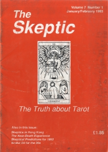 The Skeptic Volume 7, No. 1-0