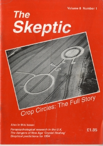 The Skeptic Volume 8, No. 1-0