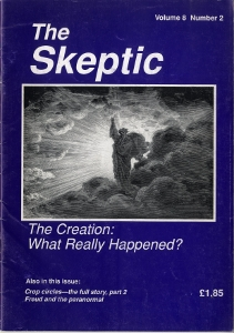 The Skeptic Volume 8, No. 2-0