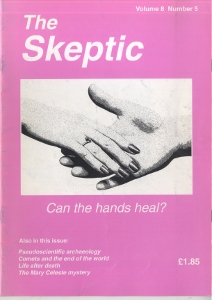 The Skeptic Volume 8, No. 5-0