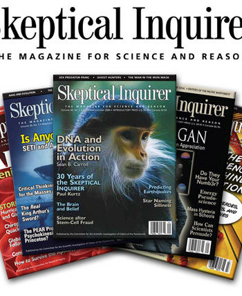 Skeptical Inquirer European subscriptions