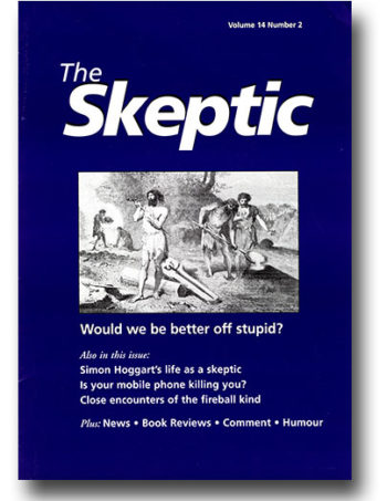The Skeptic Volume 14, No. 2