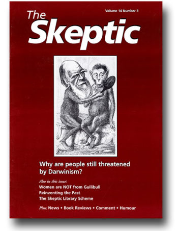 The Skeptic Volume 14, No. 3
