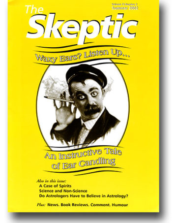 The Skeptic Volume 15, No. 2
