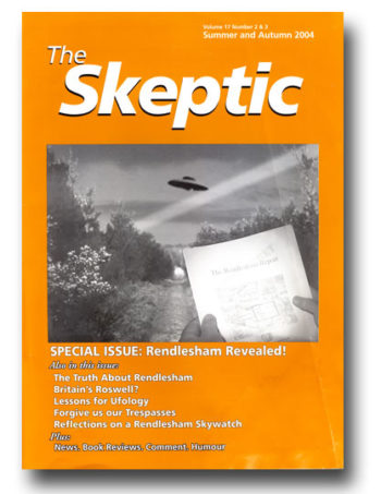 The Skeptic Volume 17, No. 2/3 (double issue)