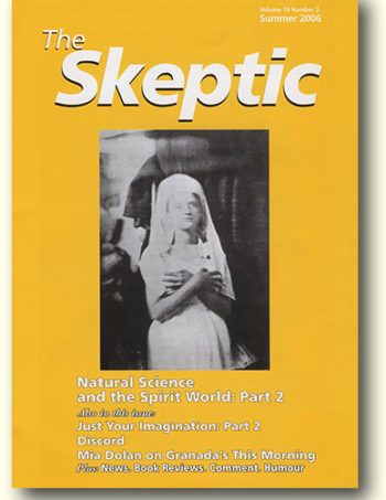 The Skeptic Volume 19, No. 2