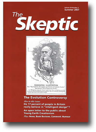 The Skeptic Volume 20, No. 2
