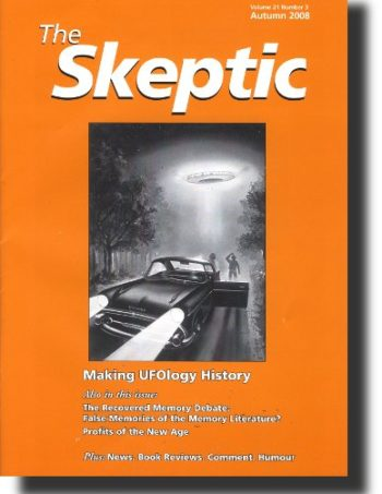 The Skeptic Volume 21, No. 3