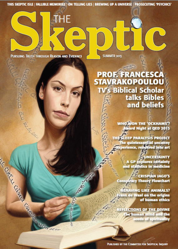 The Skeptic Volume 24, No. 3-0