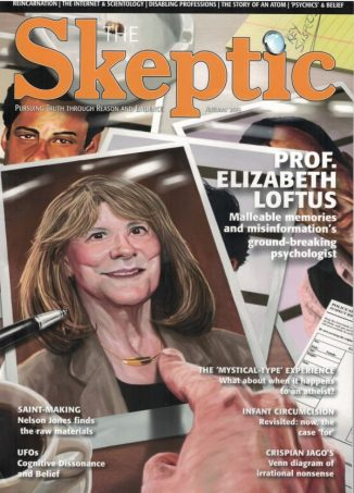 The Skeptic Volume 24, No. 4-0