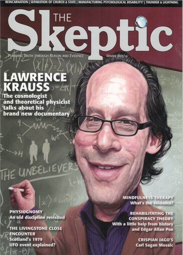 The Skeptic Volume 25, No. 1-0