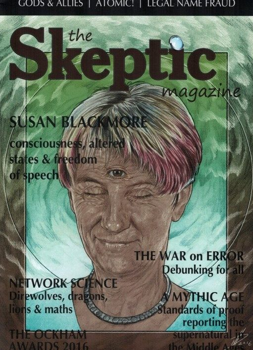 Skeptic Vol 26 Issue 2 cover