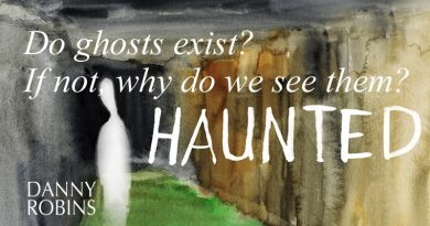 Do ghosts exist? If not, why do we see them?