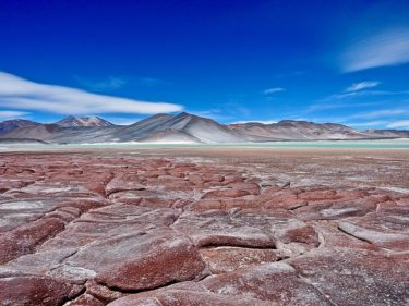 Piedras Rojas, Atacama Desert, Chile