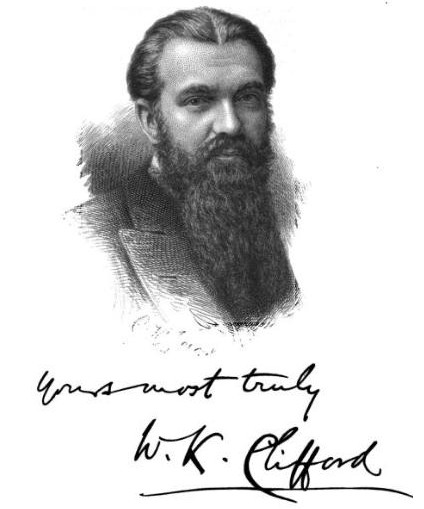 William K Clifford