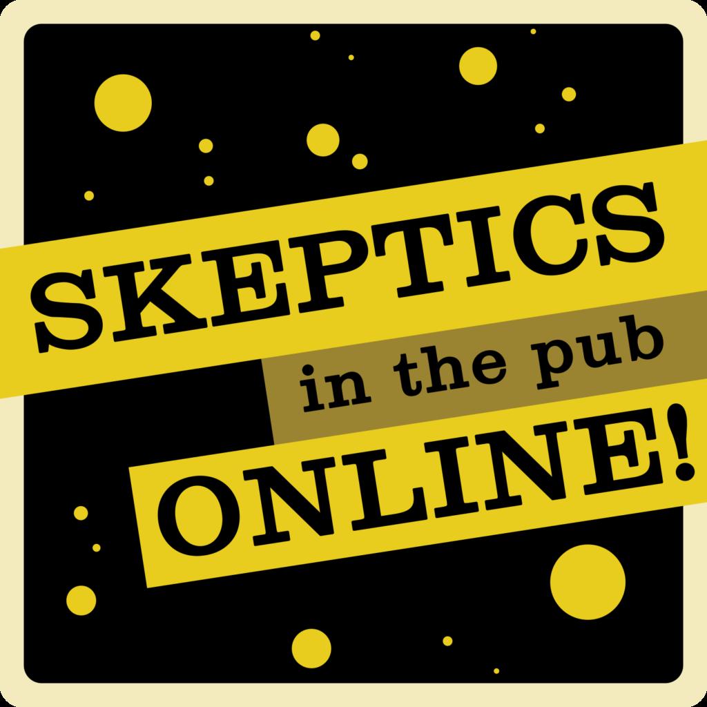 Skeptic in the Pub Online Logo