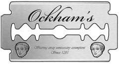 The Ockham's Award logo
