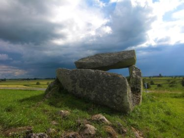 A neolithic tomb in Sweden