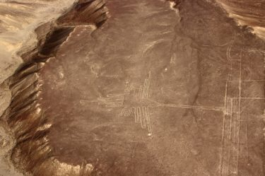 The Nazca Lines from above