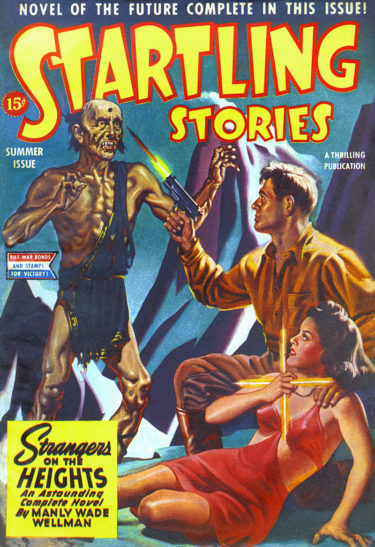 Cover of Startling Stories