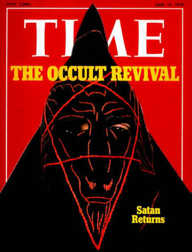Time: The Occult Revival, Satan Returns