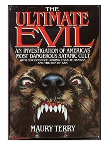 'The Ultimate Evil', Maury Terry